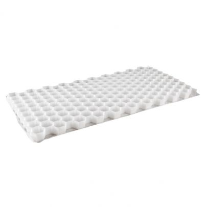 Gravel Fix 39x77x3,2cm Wit