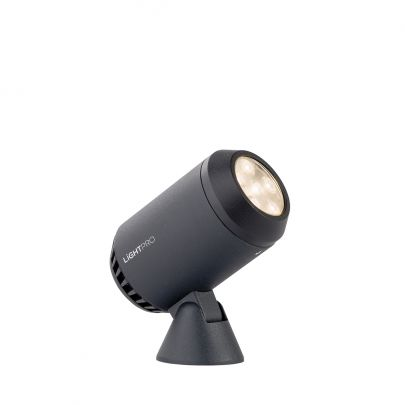 Lightpro Castor 4 Antraciet
