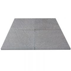 Country Grey 60x60x1.8cm rect.