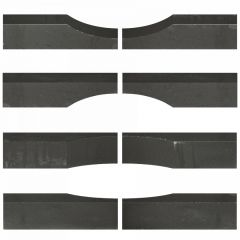 Linia Excellence 15x15x60cm Wave Nero