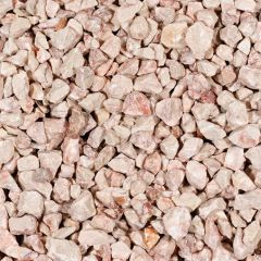 Marbre Rose Split 10-20mm Rose 500kg