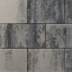Patio Square 30x20x6cm NeroGrey
